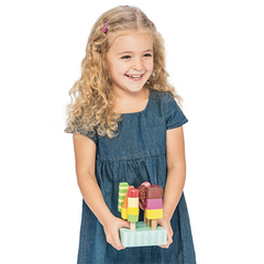TV284 FOOD PLAYSETS