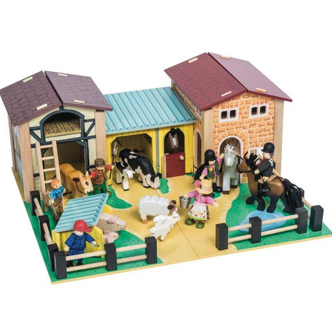 TV410 Animal and People Playsets