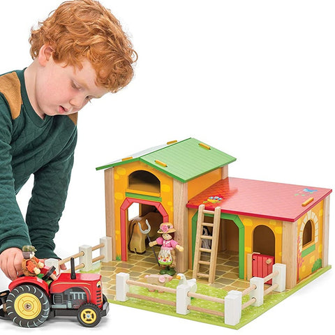 TV411  Animal and People Playsets