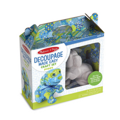 30305 Decoupage Made Easy Craft Set – Puppy 6+