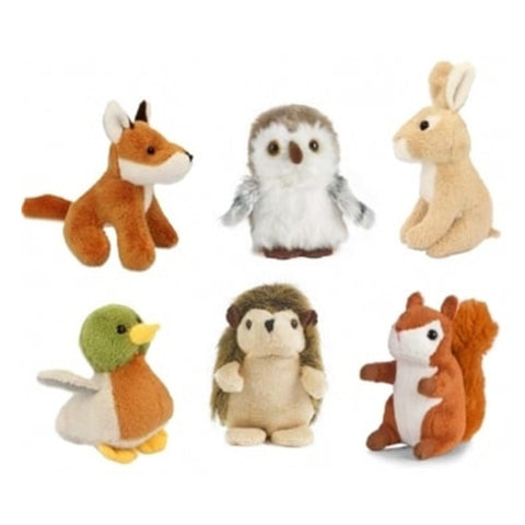 Wildlife Mini Buddies Assorted