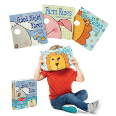 31267 Mask Book Bundle 8+months