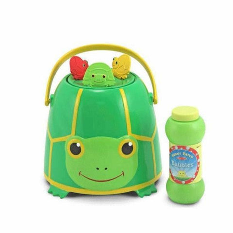 6141 Tootle Turtle Bubble Bucket 3+