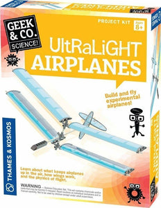550014 Ultralight Airplanes 8+