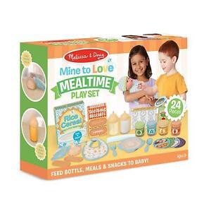 31708 Mine to Love Mealtime Play Set 3+