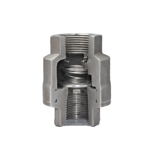 "Durabla Check Valve, 1/2"", Stainless Steel"