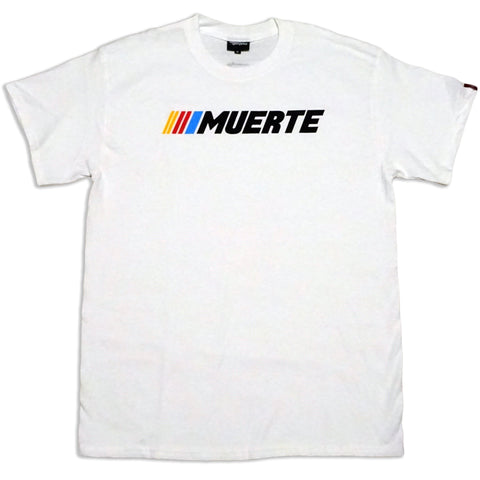 RACING T-SHIRT WHITE