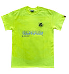 CERTIFIED T-SHIRT FLUORESCENT YELLOW