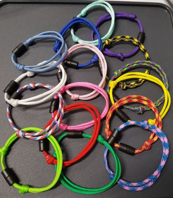 Deluxe Paracord Whelping collars - Puppy Collars & Things