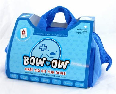 Bow Ow - First Aid Kit for Dogs - Puppy Collars & Things