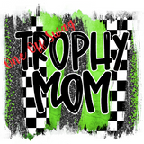 30oz Trophy Mom Tumbler Various Colors Available
