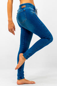 Stretch Jogger Jeans