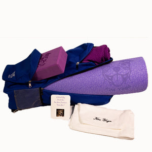 Limited Edition Holiday Yoga Carry All Kit