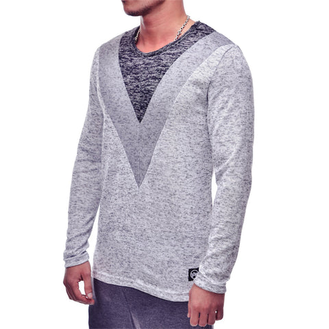 Triangle Pattern Sweater - Zzyzx Road Apparel