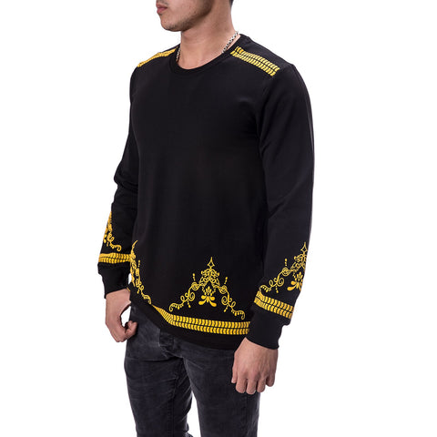 Nubuck Print Sweatshirt - Zzyzx Road Apparel