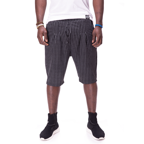 Striped Streetwear Shorts - Zzyzx Road Apparel