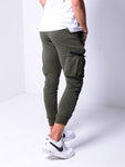 Cargo Jogger Sweatpants Trackpants - Zzyzx Road Apparel