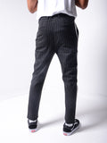 Ankle Pants with White Stripe - Zzyzx Road Apparel