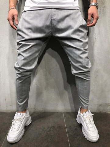 Drop Crotch Jogger Ankle Pants - Zzyzx Road Apparel