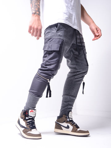 Anthracite Ninja Pants