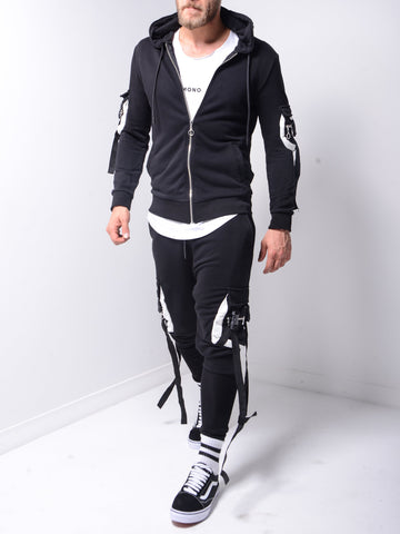 TRACKSUIT  With STRAPS DETAILS - Zzyzx Road Apparel