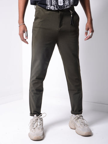 Roll Up Ankle Pants - Zzyzx Road Apparel