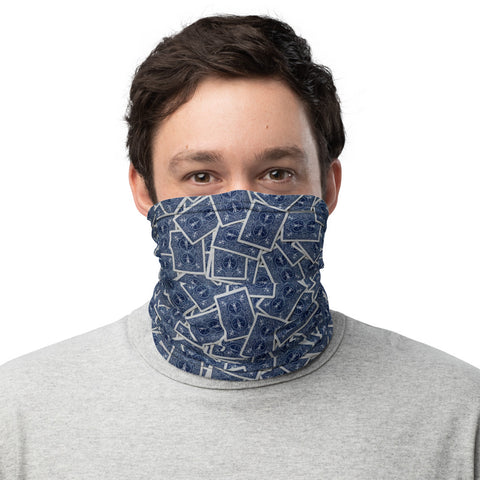 House of Cards Neck Gaiter