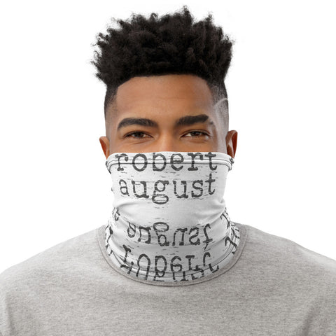 Robert August Neck Gaiter