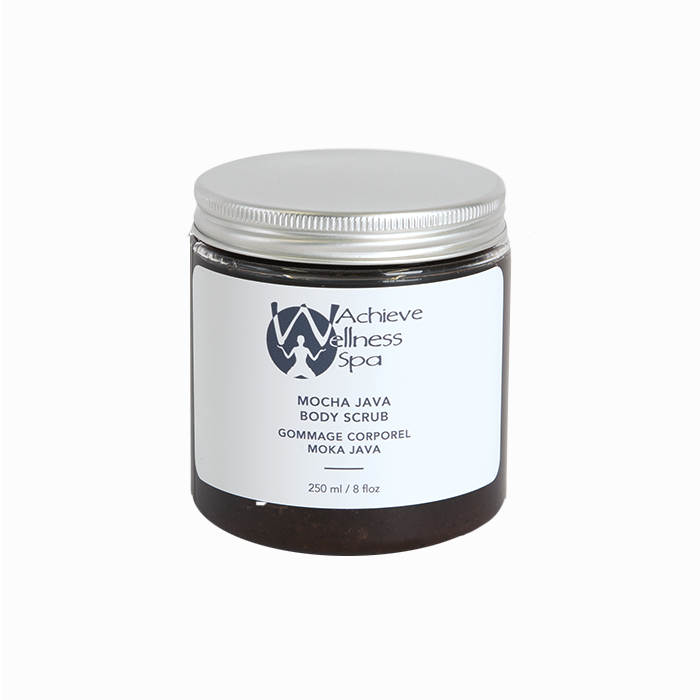 Achieve Wellness Spa - Cocoa Java Body Scrub