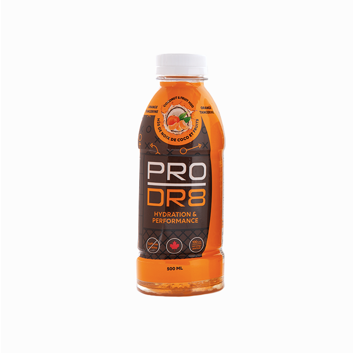 ProDr8 Orange Tangerine