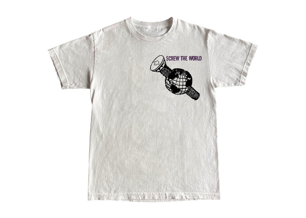 "The ""DJ SCREW"" Tee"