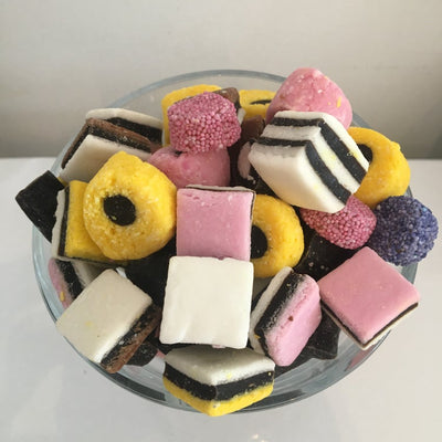 Licorice Allsorts UK
