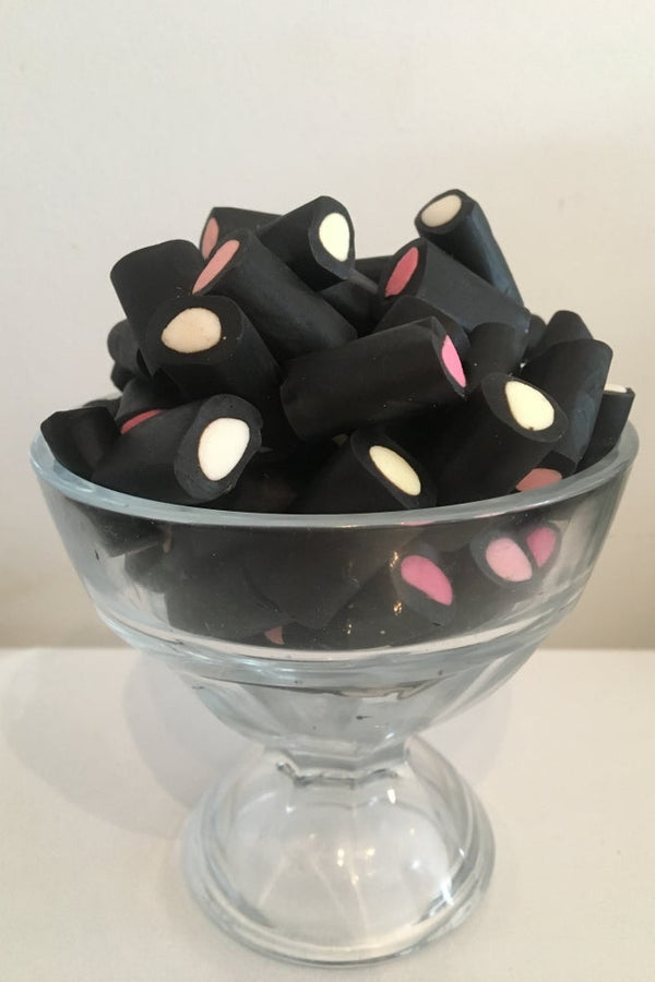Licorice Cream Rock