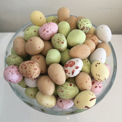 Chocolate Speckled Eggs