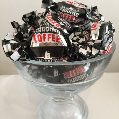 Licorice Toffees