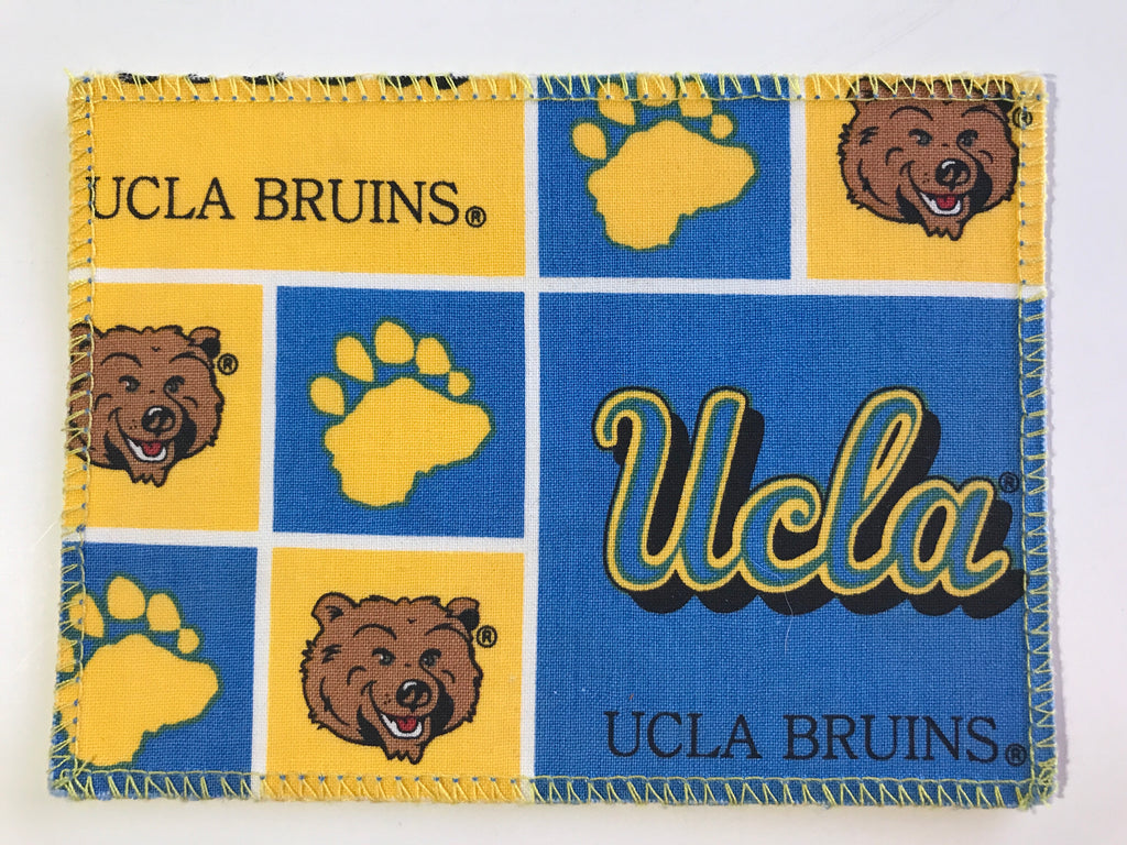 UCLA Fabric Notecards