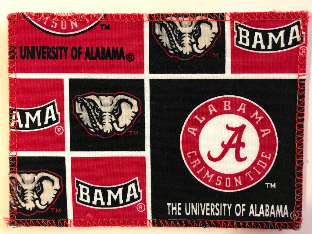 Univ of Alabama Fabric Notecards