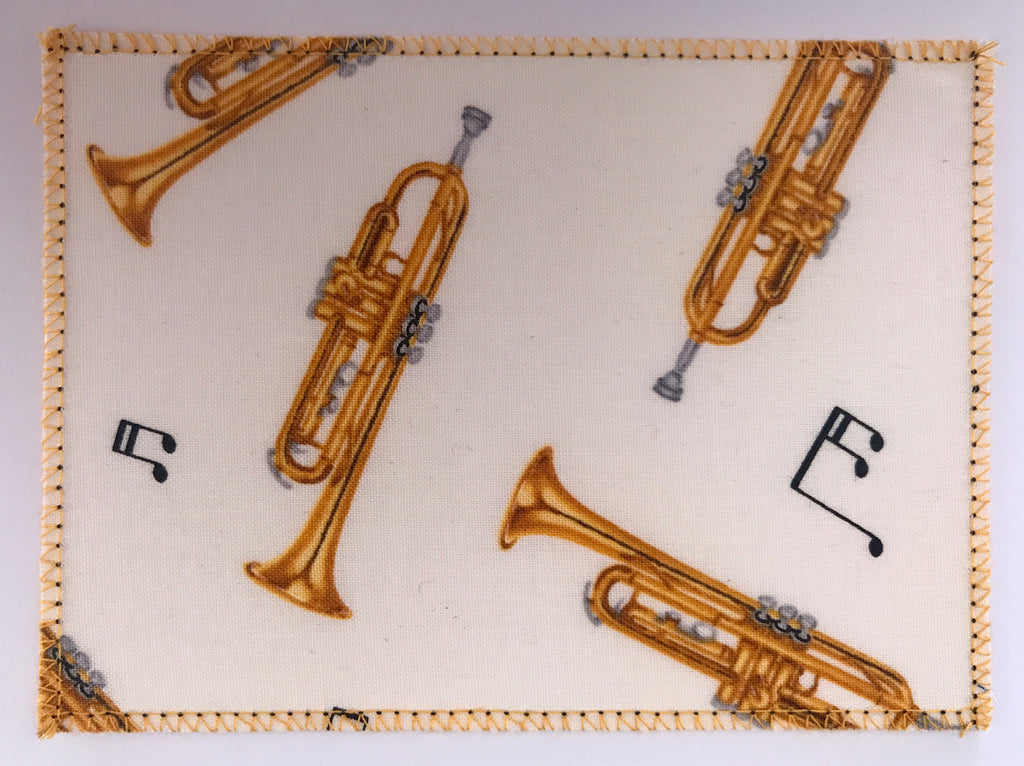 Trumpets Music Notes
