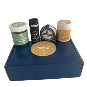 Load image into Gallery viewer, CBD Gift Box - Fletcher Farms Hemp Co.