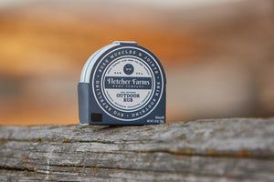 All Natural CBD Balm - Outdoor Rub - Fletcher Farms Hemp Co.