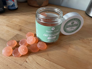 Fresh Watermelon CBD Gummies - Fletcher Farms Hemp Co.