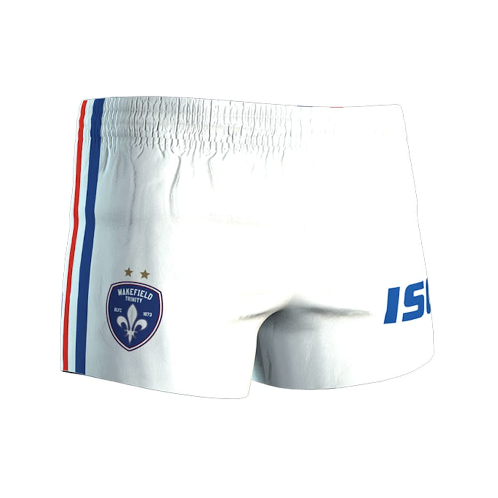 19 ISC Kids Home Shorts