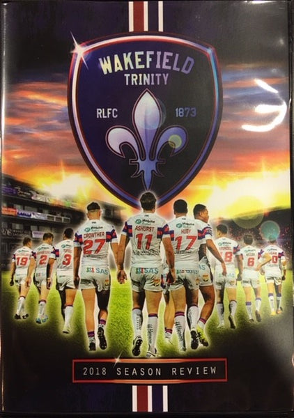2018 Season Review DVD