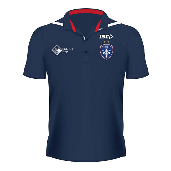 ISC Performance Polo - Navy