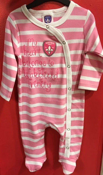 Trinity Girls Baby Grow