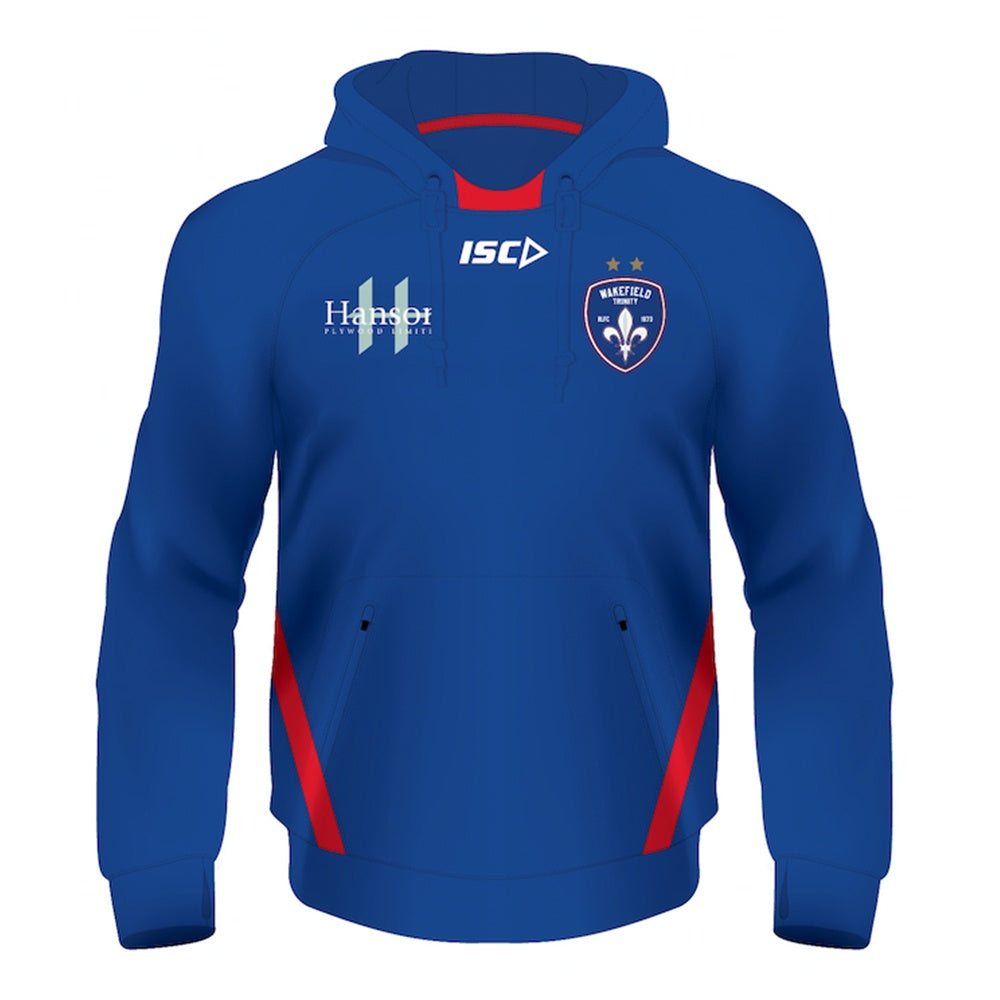 19 ISC Squad Hoody - Royal