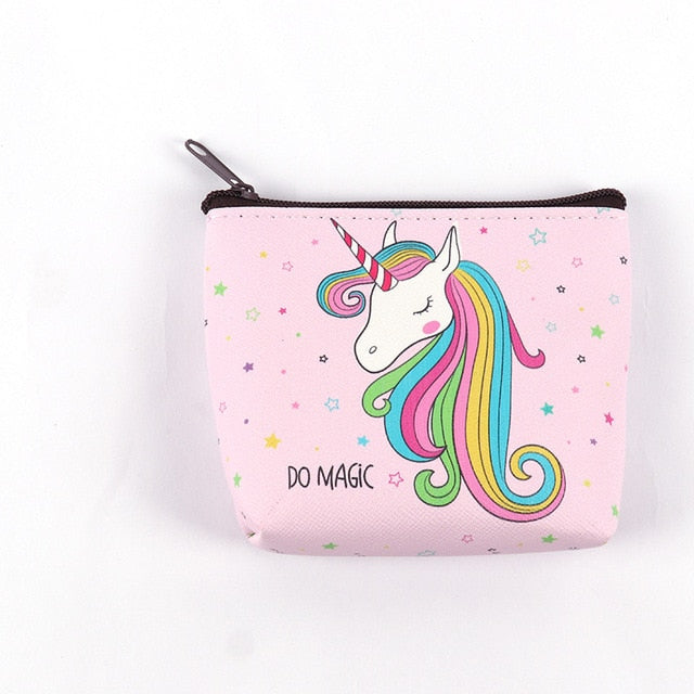 Unicorn Do Magic Wallet - Unicorn in Wonderland