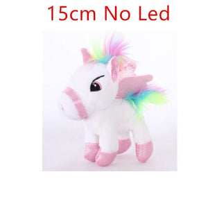 Unicorn Plush Child White 15cm - Unicorn in Wonderland