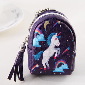 Unicorn Showing Wallet - Unicorn in Wonderland