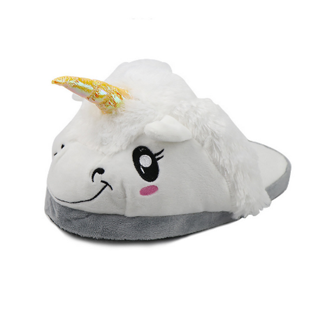 Unicorn Slipper White Sheep - Unicorn in Wonderland